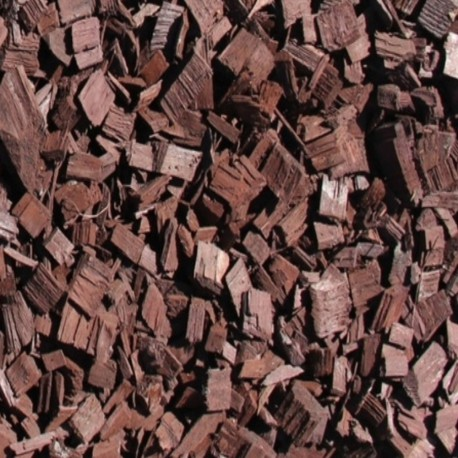 Brown Wooden Chippings - 50 Litres Bags