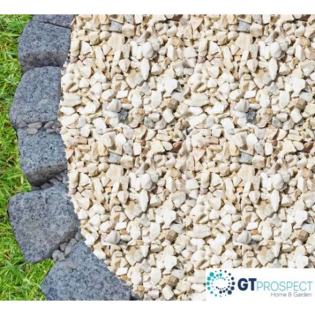 8-16mm Cappuccino Coffee Gravel/Chippings